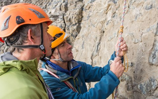 Swanage climbing course